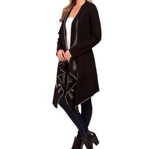 XCVI Women's Noemi Embroidered Boho Jacket
